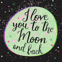 . - I Love You to the Moon and Back - 9781849539180 - V9781849539180