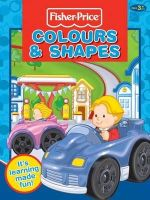 Fisher-Price - Fisher-Price Colours and Shapes (Little Learners) - 9781849586061 - 9781849586061