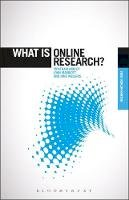 Hooley, Tristram, Wellens, Jane, Marriott, John - What is Online Research?: Using the Internet for Social Science Research (What Is? Research Methods) - 9781849665247 - V9781849665247