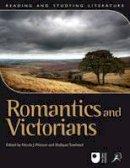 Watson, Nicola J. - Romantics and Victorians. Nicola J. Watson, Shafquat Towheed - 9781849666244 - V9781849666244