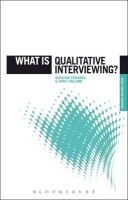 EDWARDS, ROSALIND - WHAT IS QUALITATIVE INTERVIEWING - 9781849668095 - V9781849668095
