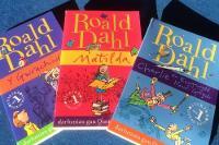 Dahl, Roald - Matilda / Y Gwrachod / Charlie A'r Esgynnydd Mawr Gwyd R (Pecyn Roald Dahl) (Welsh Edition) - 9781849673372 - V9781849673372