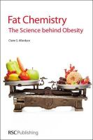 Allardyce, Claire S - Fat Chemistry: The Science behind Obesity - 9781849733250 - V9781849733250