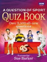 Gymer, David, Ball, David - A Question of Sport Quiz Book - 9781849903257 - V9781849903257