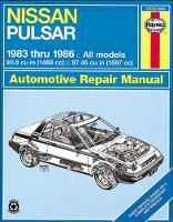 Legg, A. K. - Nissan Pulsar 1983-86 1488cc and 1599cc Owner's Workshop Manual - 9781850103226 - V9781850103226