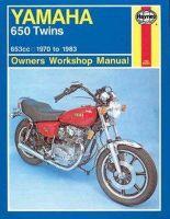Shoemark, Pete - Yamaha 650 Twin 1970-83 Owners Workshop Manual - 9781850109211 - V9781850109211