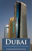 Christopher M. Davidson - Dubai - 9781850659860 - V9781850659860