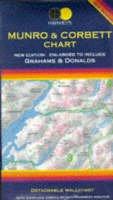 Harvey Map Services Ltd - Munro and Corbett Chart - 9781851372898 - V9781851372898