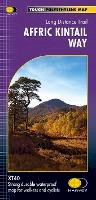 Harvey Maps - Affric Kintail Way (Route Map) - 9781851375530 - V9781851375530