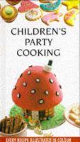 Handslip, Carole - Children's Party Cooking (Kitchen Library) - 9781851523238 - KDK0015699