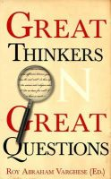 Varghese, Roy Abraham - Great Thinkers on Great Questions - 9781851686551 - V9781851686551