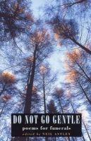 - Do Not Go Gentle: Funeral Poems - 9781852246358 - KKD0011974