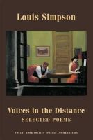 Simpson, Louis - Voices in the Distance: Selected Poems - 9781852248611 - V9781852248611