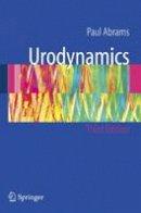 Abrams, Paul - Urodynamics - 9781852339241 - V9781852339241