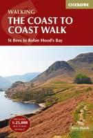 Marsh, Terry - The Coast to Coast Walk: St Bees to Robin Hood's Bay - 9781852847593 - V9781852847593