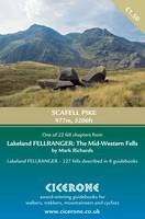 Richards, Mark - Scafell Pike: Extract from the mid-Western Fells - 9781852847616 - V9781852847616