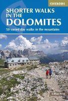 Price, Gillian - Shorter Walks in the Dolomites - 9781852847876 - V9781852847876