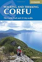 Price, Gillian - Walking and Trekking on Corfu: The Corfu Trail And 22 Day-Walks - 9781852847951 - V9781852847951