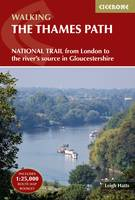 Hatts, Leigh - Walking the Thames Path: From London to the River's Source in Gloucestershire - 9781852848293 - V9781852848293