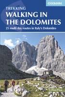 Price, Gillian - Walking in the Dolomites: 25 Multi-day Routes in Italy's Dolomites - 9781852848446 - V9781852848446