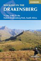 Williams, Jeff - Walking in the Drakensberg: 75 walks in the Maloti-Drakensberg Park - 9781852848811 - V9781852848811