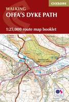 - Offas Dyke Map Booklet: 1:25,000 OS Route Mapping - 9781852848941 - V9781852848941