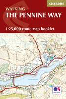 Dillon, Paddy - Pennine Way Map Booklet: 1:25,000 OS Route Mapping - 9781852849078 - V9781852849078