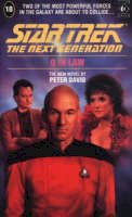 David, Peter - Q-in-Law (Star Trek: The Next Generation) - 9781852863838 - KTJ0048180