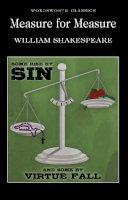 William Shakespeare - Measure for Measure (Wordsworth Classics) (Classics Library (NTC)) - 9781853262517 - KRA0012793