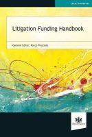 - Litigation Funding Handbook - 9781853289279 - V9781853289279
