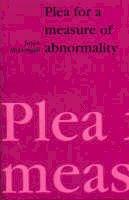 McDougall, Joyce - Plea for a Measure of Abnormality - 9781853431456 - V9781853431456