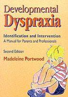 Portwood, Madeleine - Developmental Dyspraxia - 9781853465734 - V9781853465734