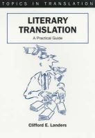 Landers, Clifford E. - Literary Translation - 9781853595196 - V9781853595196