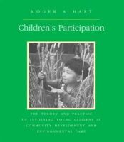 Hart, Roger A. - Children's Participation in Sustainable Development - 9781853833229 - V9781853833229