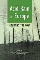 - Acid Rain in Europe: Counting the cost - 9781853834431 - V9781853834431