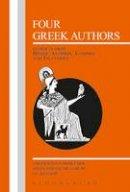 Kennedy, Eberhard Christoper - Four Greek Authors - 9781853995019 - V9781853995019