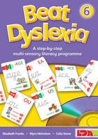 Franks, Elizabeth; Nicholson, Myra; Stone, Celia - Beat Dyslexia - 9781855035379 - V9781855035379