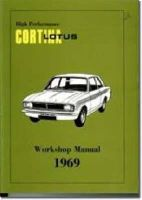 Brooklands Books Ltd - High Performance Lotus Cortina Mk.2 Workshop Manual - 9781855201460 - V9781855201460