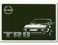 Brooklands Books Ltd - Triumph TR8 Owners Handbook - 9781855202832 - V9781855202832