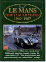 Clarke, R.M. - Le Mans: The Jaguar Years 1949-1957 (Le Mans S.) - 9781855203570 - V9781855203570