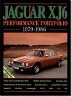 Clarke, R.M. - Jaguar XJ6 Series 3 Performance Portfolio 1979-1986 - 9781855203594 - V9781855203594