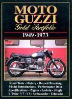 Clarke, R.M. - Moto Guzzi: Gold Portfolio 1949-1973 - 9781855203792 - V9781855203792