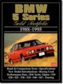 Clarke, R.M. - BMW 5 Series Gold Portfolio1988-95 - 9781855204850 - V9781855204850