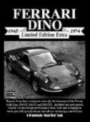 Clarke, R.M. - Ferrari Dino Limited Edition Extra 1965-1974 - 9781855205789 - V9781855205789