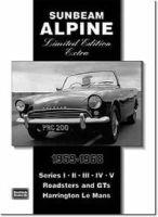 Clarke, R.M. - Sunbeam Alpine Limited Edition Extra 1959-1968 - 9781855206861 - V9781855206861