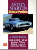 R. M. Clarke - Aston Martin Ultimate Portfolio 1968-1980 - 9781855207233 - V9781855207233