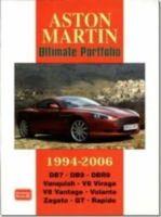 R. M. Clarke - Aston Martin Ultimate Portfolio 1994-2006 - 9781855207257 - V9781855207257