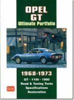 R.M. Clarke - Opel GT Ultimate Portfolio 1968-1973 - 9781855207356 - V9781855207356