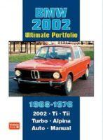 R.M. Clarke - BMW 2002 Ultimate Portfolio 1968-1976 - 9781855207370 - V9781855207370