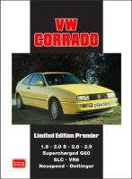 R.M. Clarke - VW Corrado Limited Edition Premier - 9781855208292 - V9781855208292